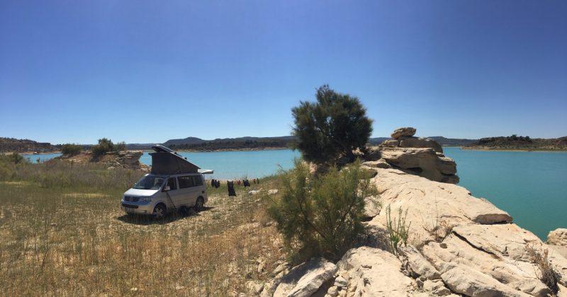 Sommerbarsche in Spanien