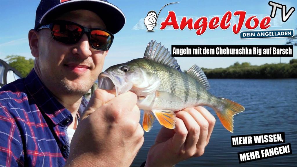 AngelJoe TV – Neues Video Online! Dicke Barsche mit dem Cheburashka Rig