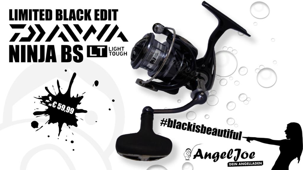 Daiwa Ninja BL LT Black Edition