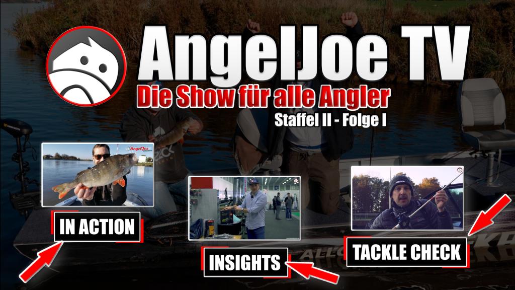 Angeljoe TV - Staffel II - Folge 1