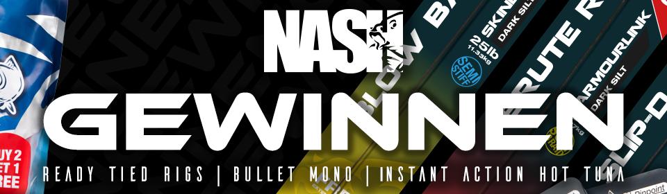 AngelJoe Nash Gewinnspiel Übersicht Produkte